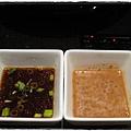 沾醬-橙醋和風醬&芝麻醬
