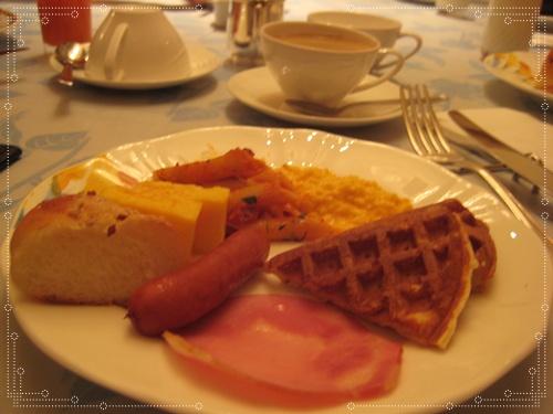 早餐很重要