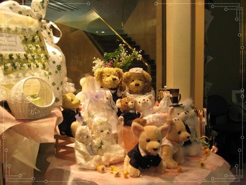 婚禮小物區