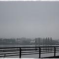 早晨的河口湖
