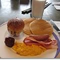 早餐要吃飽飽