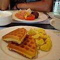 早餐第一盤