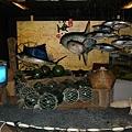 柴魚博物館內