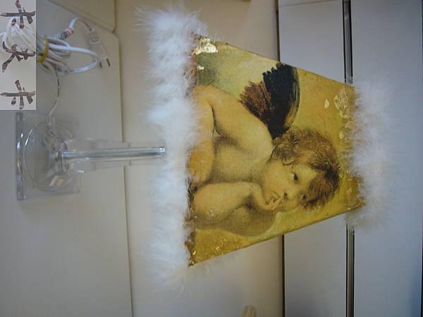 拼貼-Decoupage 蝶古巴特 卡夫卡拼貼彩繪藝術-拼貼商品示07.jpg