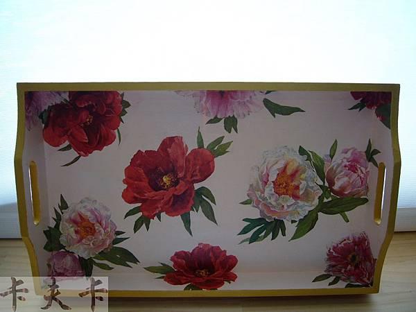 拼貼-Decoupage 蝶古巴特 卡夫卡拼貼彩繪藝術-拼貼商品示48.jpg
