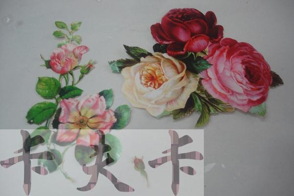 拼貼Decoupage蝶古巴特-卡夫卡拼貼彩繪藝術彩繪商品製作過程07.jpg