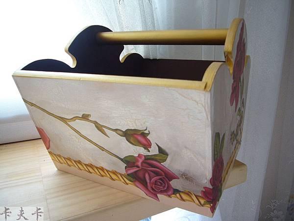 拼貼-Decoupage 蝶古巴特 卡夫卡拼貼彩繪藝術-拼貼商品示117.jpg