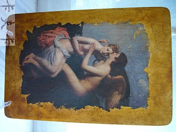 拼貼-Decoupage 蝶古巴特 卡夫卡拼貼彩繪藝術-拼貼商品示156.jpg