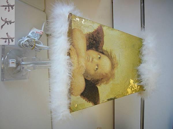 拼貼-Decoupage 蝶古巴特 卡夫卡拼貼彩繪藝術-拼貼商品示165.jpg
