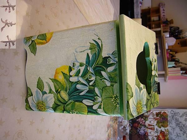 拼貼-Decoupage 蝶古巴特 卡夫卡拼貼彩繪藝術-拼貼商品示166.jpg