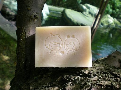 綠豆薏仁皂1