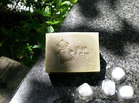 香茅薄荷皂-冰塊