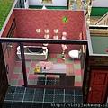 主臥室的衛浴和模擬旅店的全透牆~市三有下到物件就用~呵~