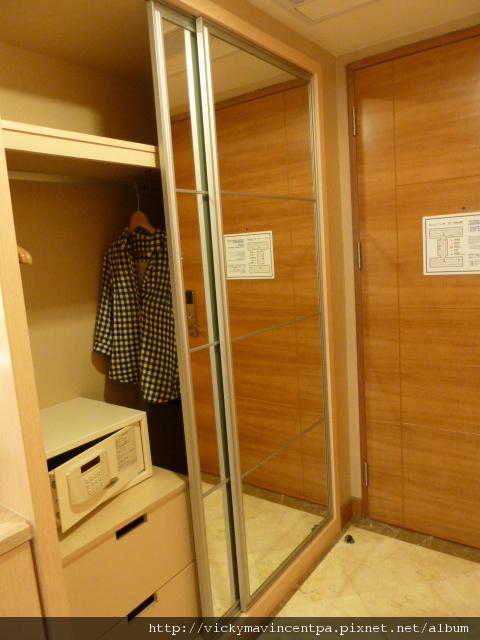 衣櫥及保險箱
