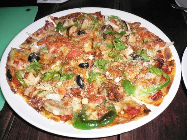 超好吃的披薩!!!