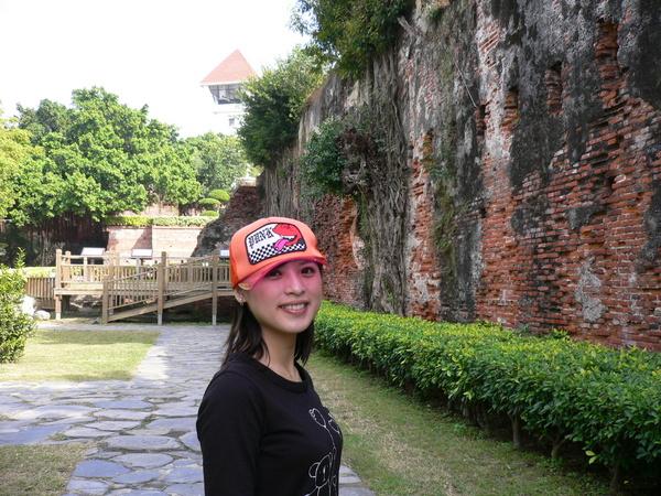 古老的碉堡