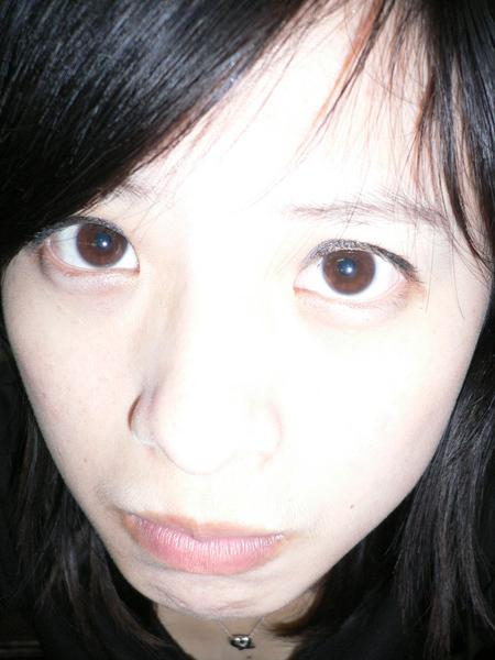 看我憂鬱的眼睛