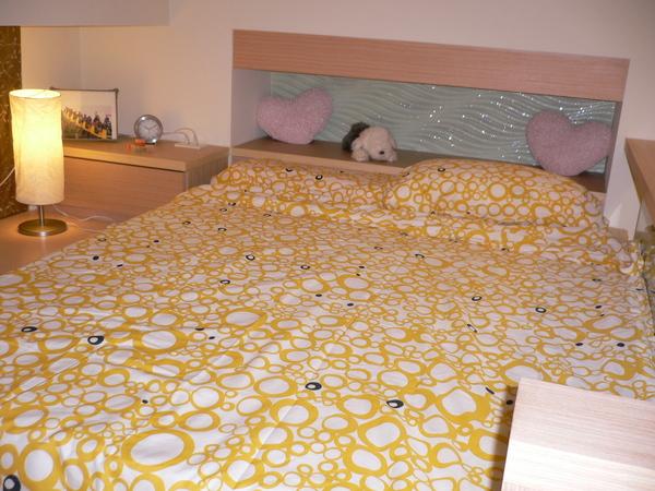 舒適的臥房深得我心