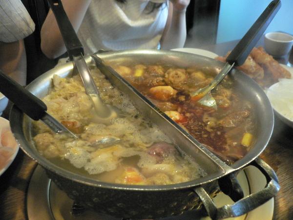 滿滿的一鍋