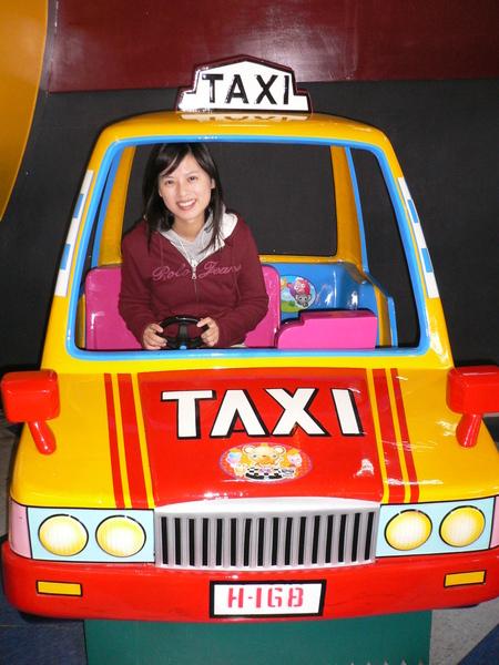 時機歹歹 當個計程車司機也不賴~