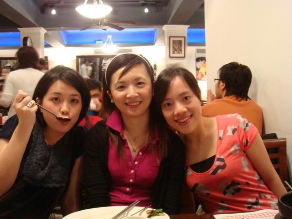 晚上麻麻的姊妹淘聚會@公館韓庭州