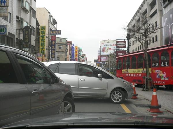 新竹街道一景