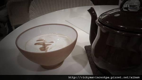 熱呼呼焦糖奶茶