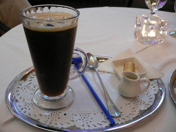 奧地利冰咖啡