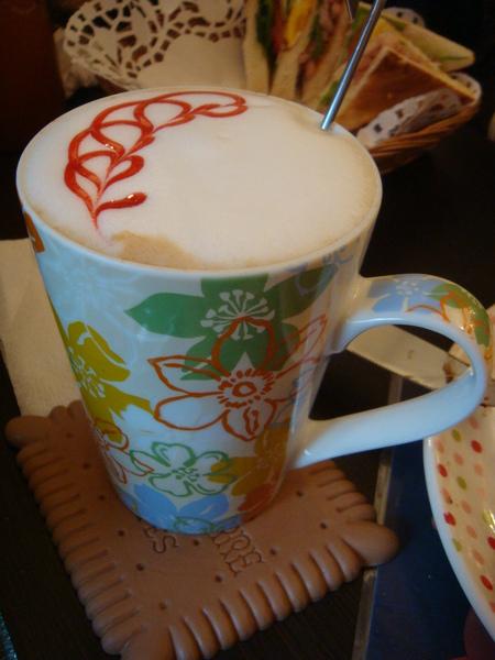 櫻桃酒咖啡