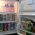 小冰箱裡的小飲料