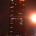 夜晚的hotel one