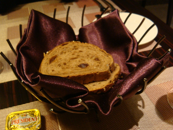 熱呼呼的麵包軟Q好吃