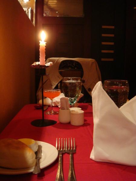 燭光晚餐^^