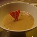 鮮蝦蕈菇濃湯組合後
