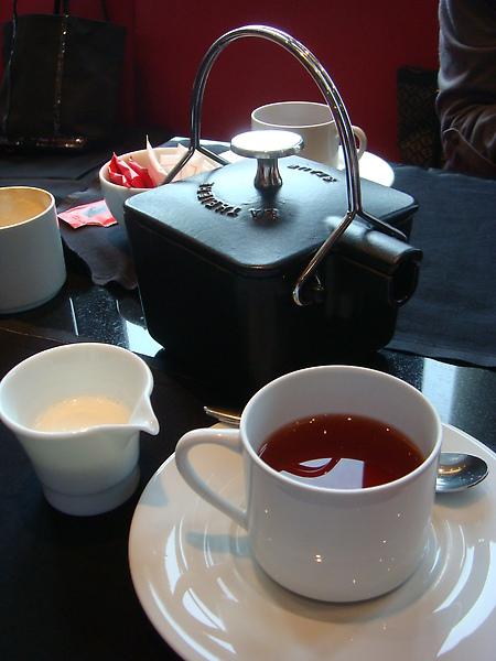 忙裡偷閒的下午茶