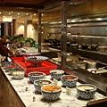 中式早餐區