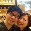 嘻~we are couple now ^^
