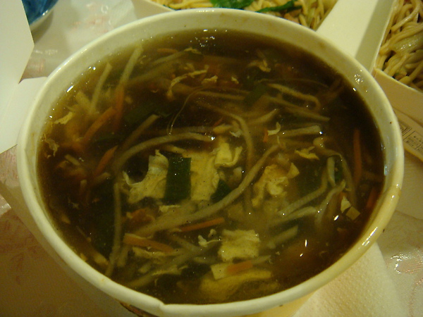 酸辣湯超好喝