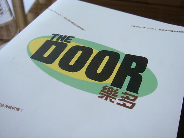 樂多...原來是THE DOOR的譯音呀 ㄎㄎ