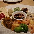 熱食區中式及印式戰利品