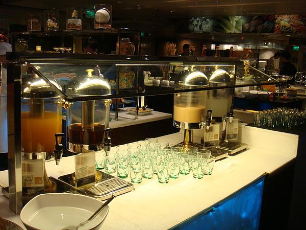 飲料果汁區