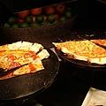 有兩種口味 瑪格麗特比薩比較好吃