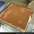阿罵準備的手工蛋糕(不是提拉米蘇呦)