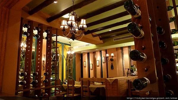 餐廳2F的景觀