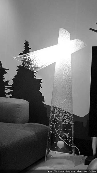 名叫Snow的造型燈