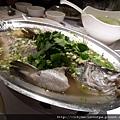 檸檬清蒸魚