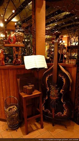 1F的大提琴