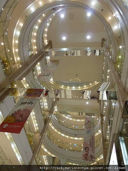 Mall的A區