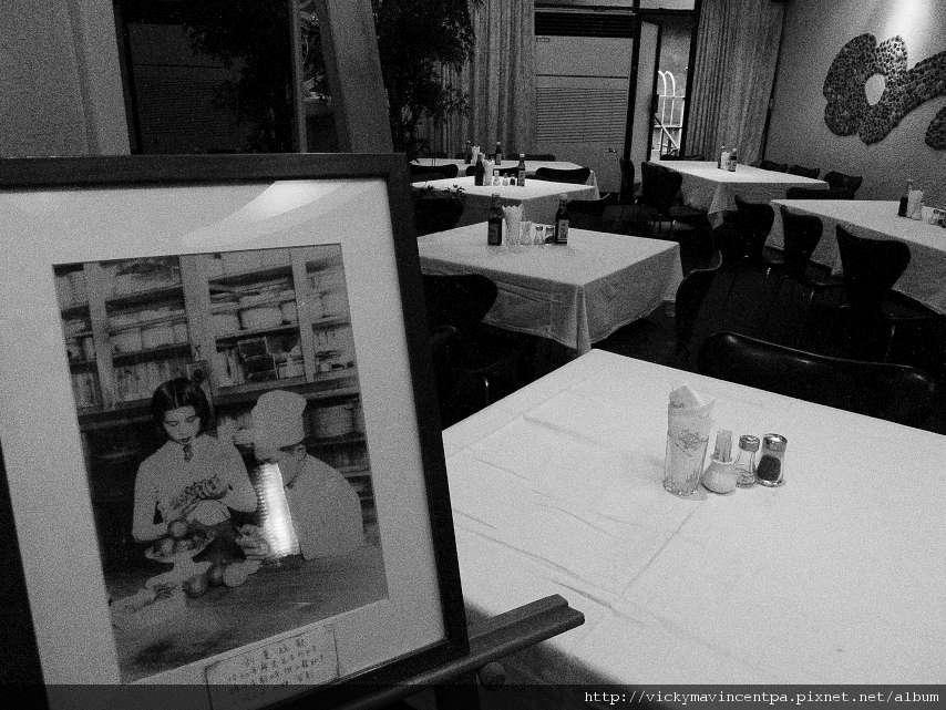 照片細說著老店的歷史