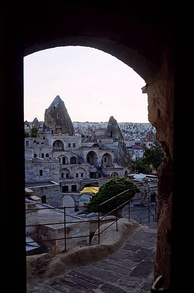 土耳其仿洞穴飯店Anatolian Houses05.jpg